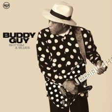 Buddy Guy ‎– Rhythm & Blues Plak 2 LP Blues Plak