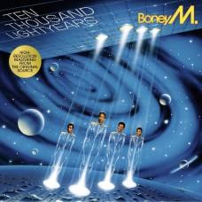 Boney M. – 10.000 Lightyears Plak LP Diğer Plak