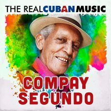Compay Segundo ‎– The Real Cuban Music Plak 2  LP Diğer Plak