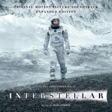 Hans Zimmer – Interstellar / Yıldızlararası (Expanded Edition) Plak 4 LP  Soundtrack Plak