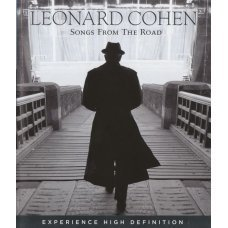 Leonard Cohen ‎– Songs From The Road Blu-ray Disk Blu-ray