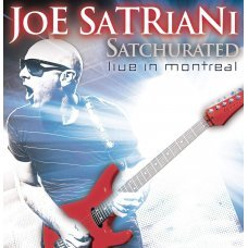 Joe Satriani ‎– Satchurated: Live In Montreal 2 CD Rock CD