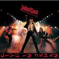 Judas Priest ‎– Unleashed In The East (Live In Japan) Plak LP