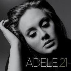 Adele - 21 Plak LP Pop-Soul Plak