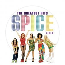 Spice Girls ‎– The Greatest Hits (Picture Disc) Resimli Plak LP