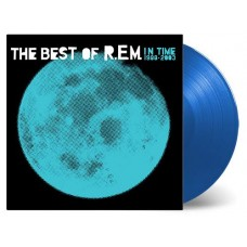 R.E.M. – In Time: The Best Of REM 1988-2003 (Mavi Renkli) Plak 2 LP