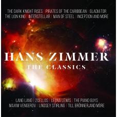 Hans Zimmer – The Classics Film Müziği Plak 2 LP  Soundtrack Plak
