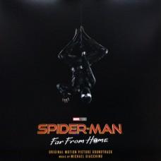 Spider-Man: Far From Home Film Müziği Plak LP + Poster Soundtrack Plak