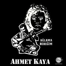 Ahmet Kaya - Ağlama Bebeğim Plak LP Yerli Plak