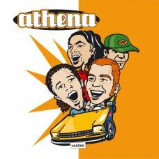Athena - Holigan (Turuncu Renkli) Plak LP Yerli Plak